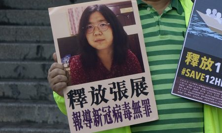U.S., EU criticise China for jailing citizen-journalist who reported on COVID-19
