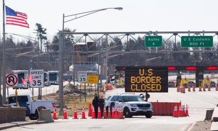 Travel restrictions at U.S. land borders extended through Jan. 21