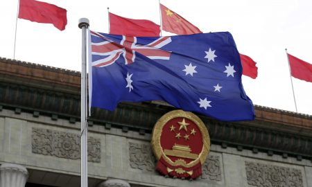 Chinese embassy says Australia misread offending social media post