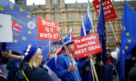 EU envoys urge Britain to compromise to secure Brexit trade deal