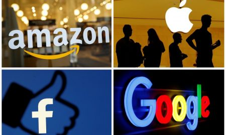 EU moves to rein in U.S. tech giants with threat of fines, break-up