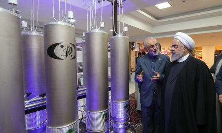 Iran ready to show goodwill if U.S., Europe abide by nuclear deal