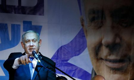 Right-wing challenge to Netanyahu builds ahead of Israeli election