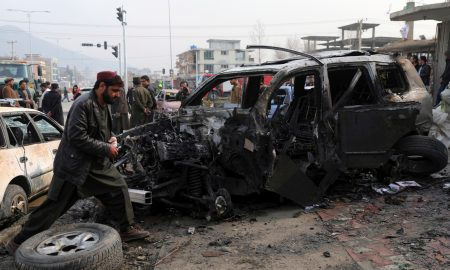 Head of election monitoring group gunned down in Afghan capital