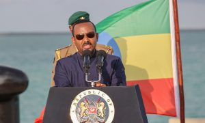 Ethiopian troops kill armed men accused of deadly village attack