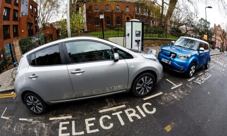 Denmark agrees deal to have 775,000 electric cars by 2030