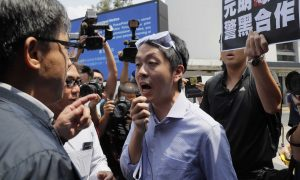 Ex-Hong Kong lawmaker Ted Hui says accounts frozen after he sought exile