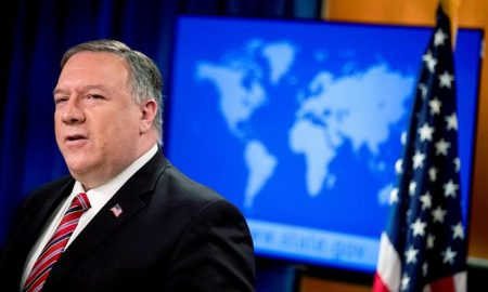 Pompeo lifts restrictions on U.S.-Taiwan relationship as clock runs out on Trump administration