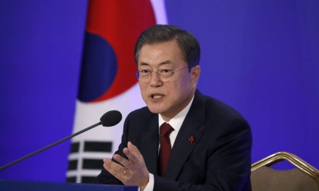 South Korea's Moon says will make last-ditch effort for North Korea breakthrough