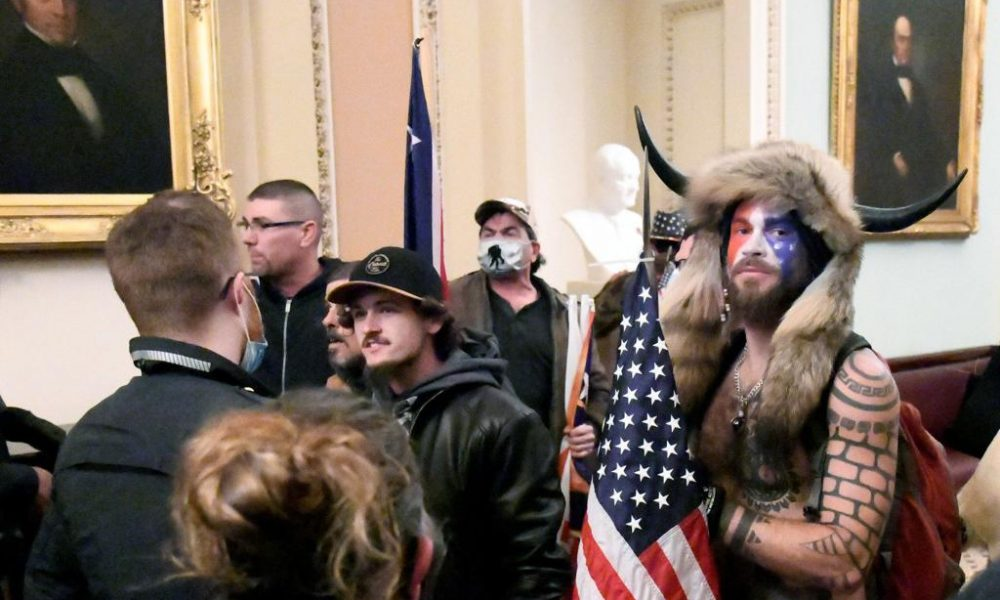 How Trump's pied pipers rallied a faithful mob to the Capitol