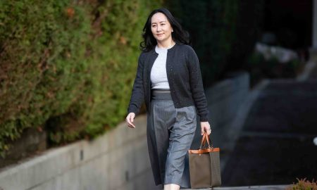 Huawei CFO Meng Wanzhou received death threats in mail, Canada court hears