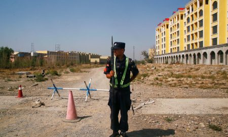 U.S. commission says China possibly committed genocide against Xinjiang Muslims