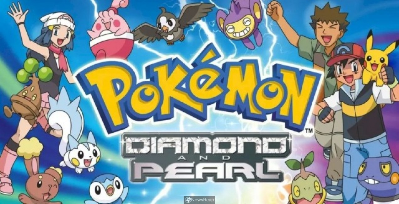 Pokemon Diamond & Pearl leaked with 2021 Gen 4 remake plans