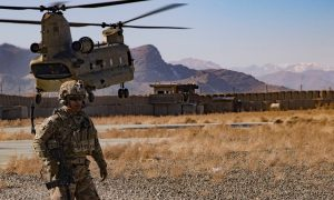 U.S. troops in Afghanistan now down to 2,500, lowest since 2001