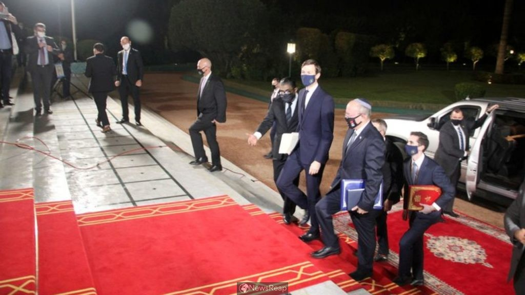 Trump receives Morocco's highest award for Middle East work