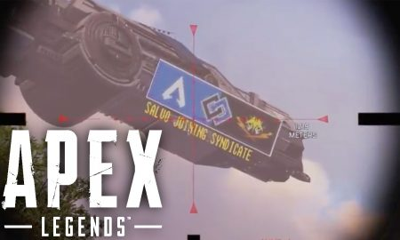 Apex Legends changing name of Inauguration Ship to avoid confusion