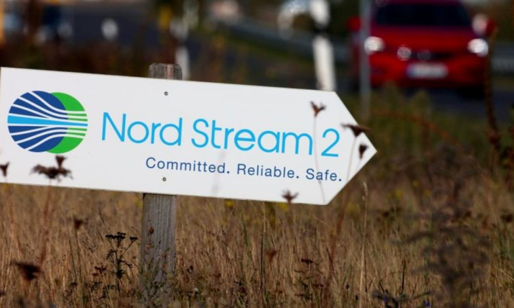 Germany regrets U.S. decision to sanction Russian vessel involved in Nord Stream 2