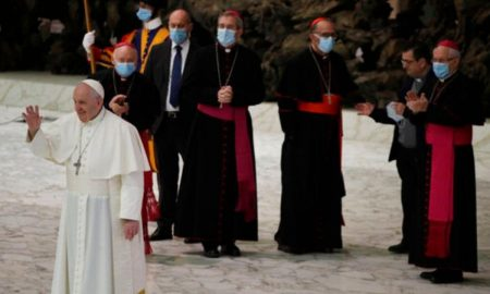 Vatican City plans swift COVID-19 vaccination drive for residents