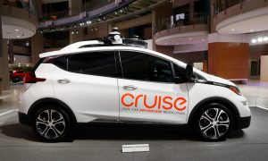 Cruise, GM partner with Microsoft to ramp up self-driving vehicles