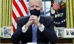 COVID-19 order keeps families apart after Biden lift Muslim ban