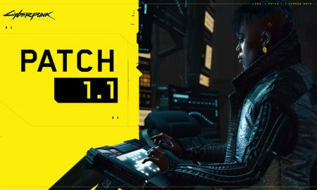 Cyberpunk 2077 Huge patch 1.1 update is out now on PC