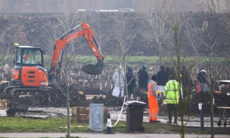 Anger and grief as United Kingdom's COVID-19 death toll nears 100,000