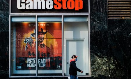 Retail trading frenzy sparks jitters for noted GameStop short-seller