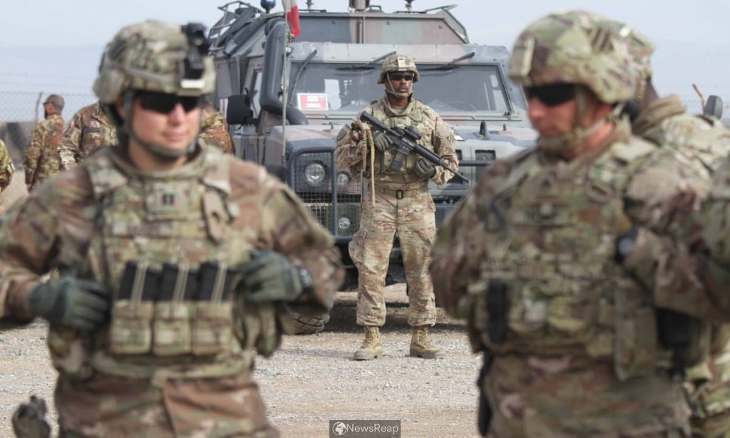 Foreign troops to stay in Afghanistan beyond May deadline