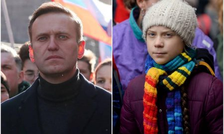 Navalny, WHO and Thunberg among nominees for Nobel Peace Prize