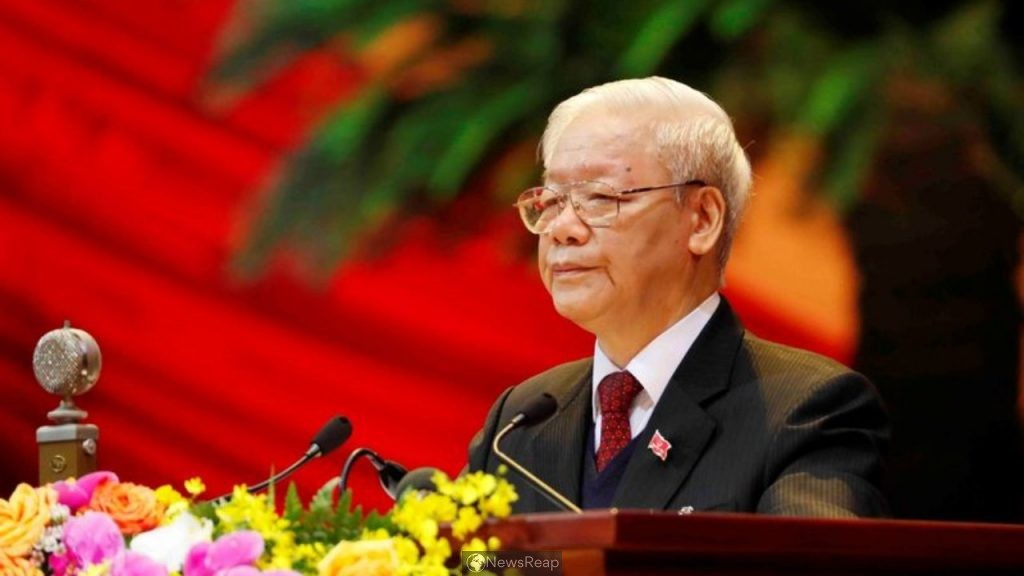 Nguyen Phu Trong, Vietnam's anti-corruption czar, crowned party chief again