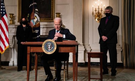 Biden says action on COVID-19 stimulus needed now