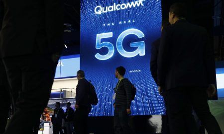 Chip giant Qualcomm names Amon CEO as 5G era ramps up