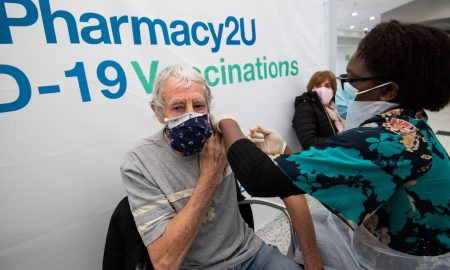 UK says it expects no vaccine interruption from EU; Brussels admits Irish blunder