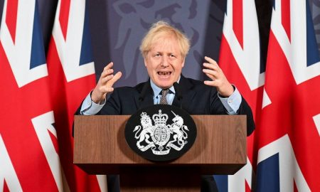 Stricter lockdown restrictions probably on the way, says UK Johnson