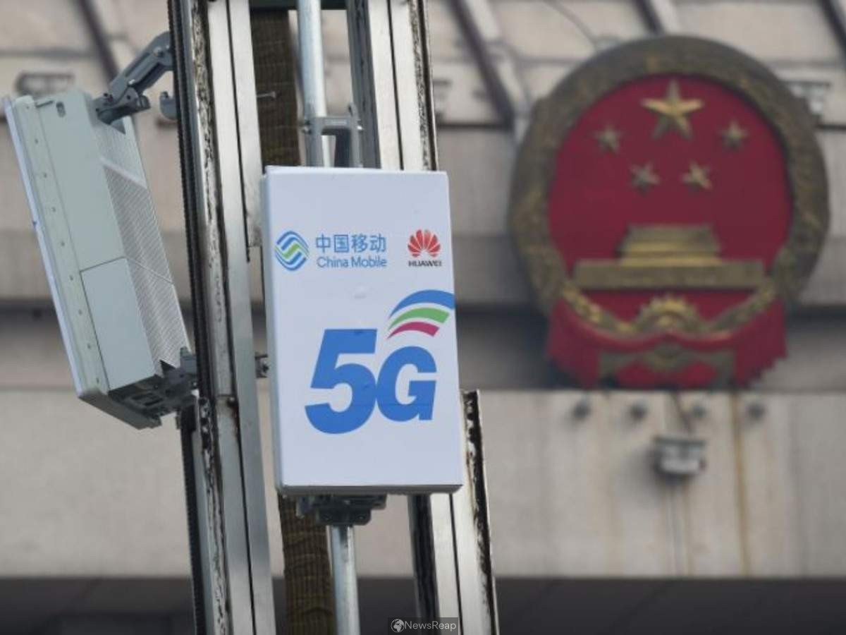 Chinese telecom firms lose $5.6 billion in value as index providers drop them