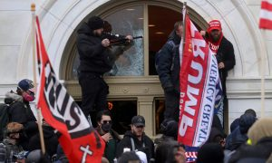 Facebook tracking a rise in violent rhetoric tied to U.S. presidential inauguration