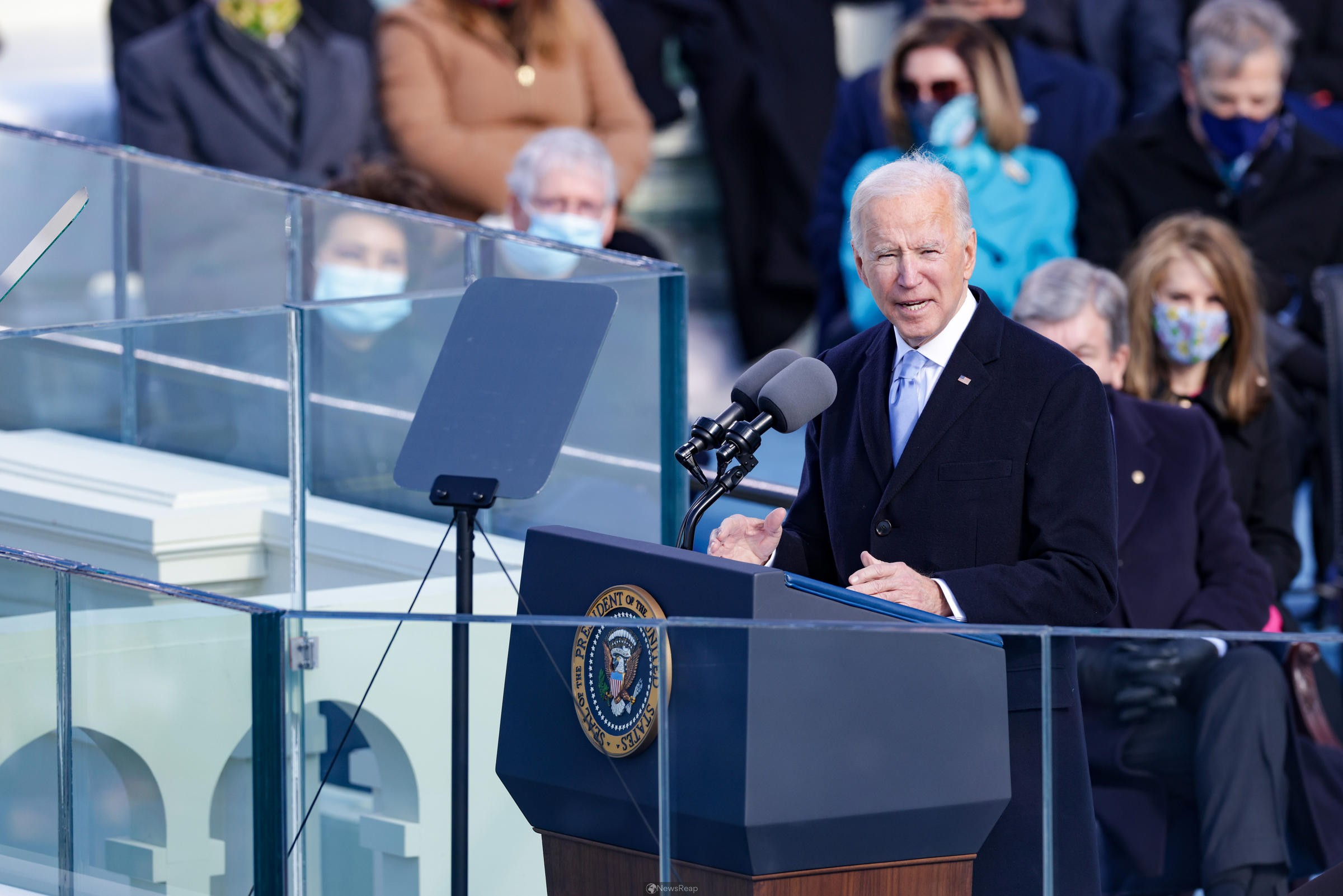 U.S. President Joe Biden's inaugural address