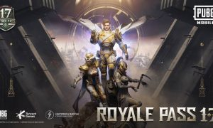Pubg Mobile Season 17 Royal Pass arrived, based on Runic Power theme
