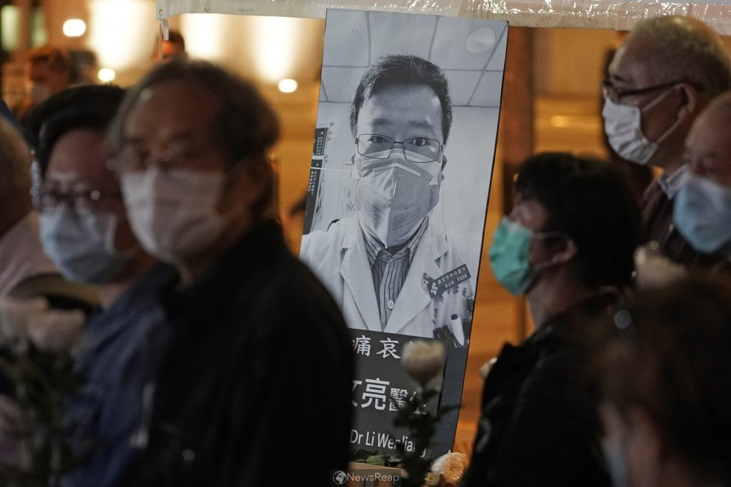 Wuhan residents remember coronavirus whistleblower doctor a year after his death