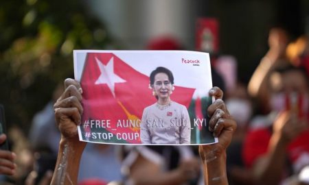 Coup prompts outcry from Myanmar as West ponders how to respond