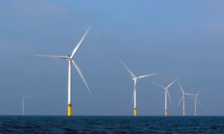 Shell, Mitsubishi unit Eneco to supply wind power to Amazon's European facilities