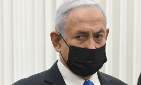 Netanyahu pleads not guilty to corruption as trial resumes