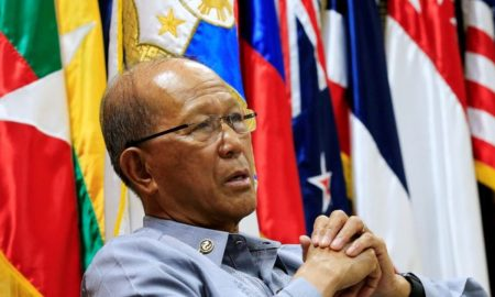 Philippines military keen to keep U.S. troop deal - minister