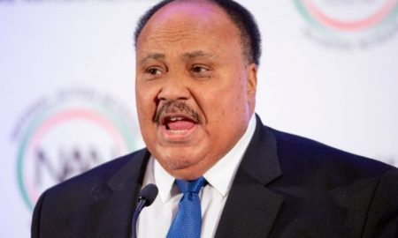 Truth panel could help Mexico with slavery legacy, says Martin Luther King III
