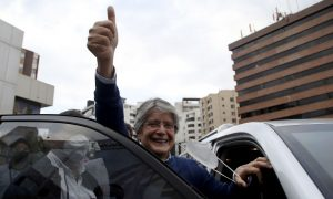 Ecuador's Lasso advances to presidential runoff; Perez disputes results