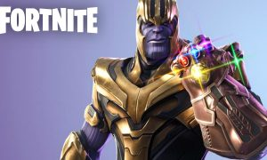 New Fortnite leak hints at possible Thanos skin coming soon