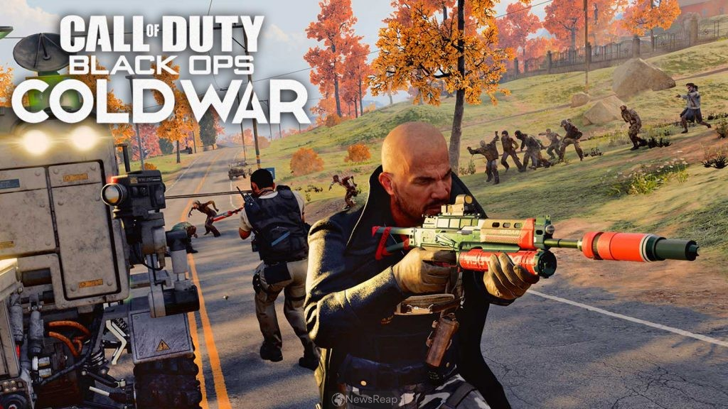Cold War Season 2 free multiplayer & Outbreak week: dates, maps & modes, more