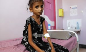 Yemen's children starve as U.N. seeks billions to avoid vast man-made famine