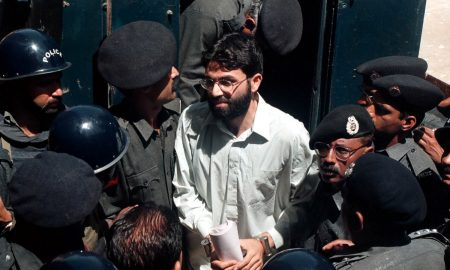 Pakistan court orders release from prison of mastermind in Daniel Pearl case