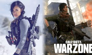 Activision sued for allegedly stealing Warzone Operator design